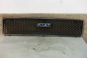 Nos Classic Fiat 127 Mk1 900 B Special 1977 Front Center Plastic Grille