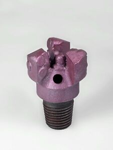 3 Pdc Drill Bit diameter 76mm Water Drilling
