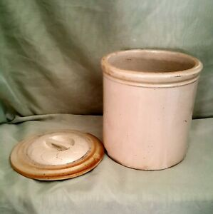 Red Wing Stoneware 1 Gallon Crock With Lid