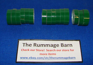 15 Dymo Green Rolls 1 2 Embossing Tape For Label Maker s Rotex Labeling