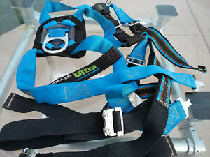 Miller Ultra Harness Safety Harness With Miller Soft Stop