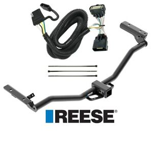 Reese Trailer Tow Hitch For 11 19 Ford Explorer W Wiring Harness Kit
