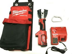 Milwaukee Cable Cutter M18 Cordless Force Logic 750 Mcm Jaws 2672 20