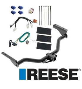 Reese Trailer Tow Hitch For 13 19 Nissan Pathfinder Infiniti Qx60 Wiring Kit New