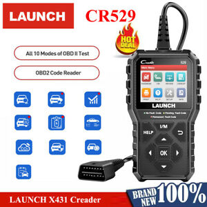 Launch Obd2 Scanner Canbus Code Reader Auto Diagnostic Tool Fits Ford F series
