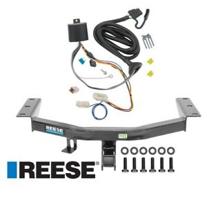 Reese Trailer Tow Hitch For 16 20 Honda Pilot W Wiring Harness Kit