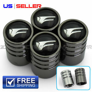Valve Stem Caps Wheel Tire For F Type 4pc Set 2 Color Option Ve105 Ve106