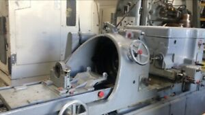 Fellows Model Z Horizontal Gear Shaper With Extended Bed see Youtube Video