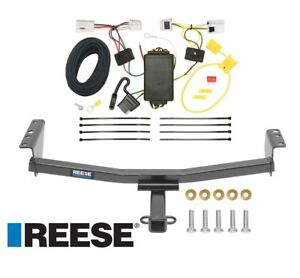 Reese Trailer Tow Hitch For 08 19 Nissan Rogue W Wiring Harness Kit
