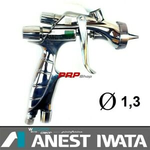 Spray Gun Anest Iwata Ws 400 Evo Clear 1 3 Hd Pro Kit By Pininfarina