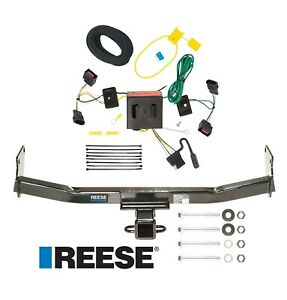 Reese Trailer Tow Hitch For 08 17 Jeep Patriot W Wiring Harness Kit