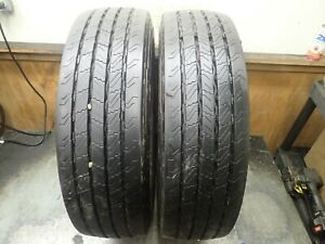 2 225 70 19 5 128 126n Continental Conti Hs3 Tires 13 32 No Repairs 0319