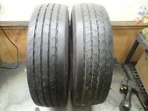 2 225 70 19 5 128 126n Continental Conti Hs3 Tires 12 13 32 No Repairs 0419