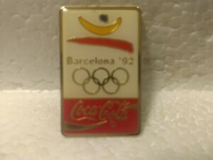 Coca Cola Olympics 1988  Barcelona '92 Collectible Pin pin3568