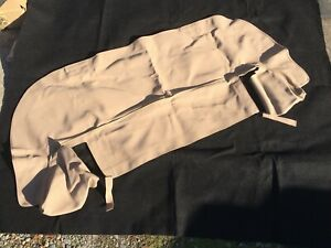 Mgb Boot Cover Tan New