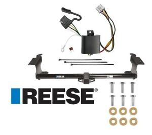 Reese Trailer Tow Hitch For 05 10 Honda Odyssey W Wiring Harness Kit