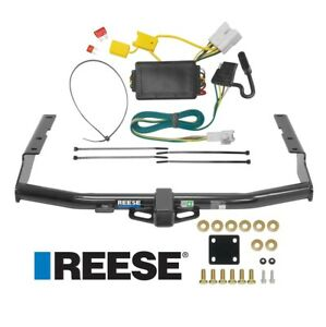 Reese Trailer Tow Hitch For 14 19 Toyota Highlander W Wiring Harness Kit