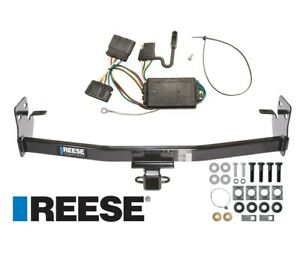 Reese Trailer Hitch For 04 12 Chevy Colorado Gmc Canyon Isuzu I series W Wiring