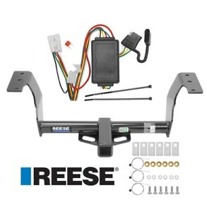 Reese Trailer Tow Hitch For 14 18 Subaru Forester W Wiring Harness Kit