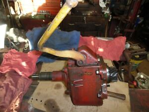 Sherman Combination Transmission Ford 8n 800 600 naa Jublee Tractors
