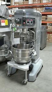 Used Hobart Hl600 Legacy Planetary 60 Qt Mixer With Dough Hook And Dolly