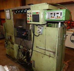 Yamada Engineering Model 2fb 01 Double End Boring Machine Variable And Programma
