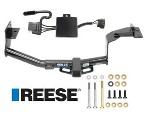 Reese Trailer Tow Hitch For 19 20 Hyundai Santa Fe New Body Style Wiring Harness