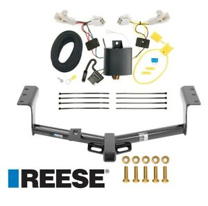 Reese Trailer Tow Hitch For 13 18 Toyota Rav4 W Wiring Harness Kit