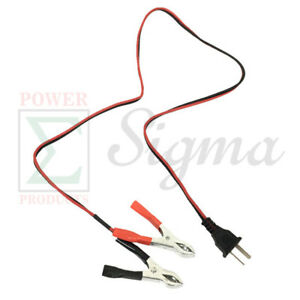 12v Dc Charging Cable For Gentron Gg10020 8000 10000 watt Gas Electric Generator