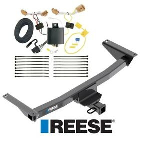 Reese Trailer Tow Hitch For 18 19 Volkswagen Atlas W Wiring Harness Kit