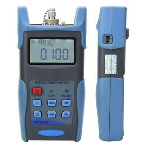 Jw3216 us Intelligent Optical Power Meter Tester Detector Measuring Instrument