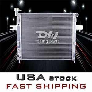 2 Row Aluminum Radiator For 1999 2004 Jeep Grand Cherokee 4 0l L6 Laredo Limited