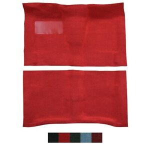 Acc 1973 Chevy Chevelle 2 Door Automatic Loop Carpet Kit Red