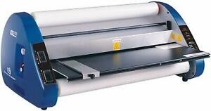 Usi Csl 2700 Thermal Roll Laminator 27 1 Core 3 Mil Demo Unit 2 year Wty