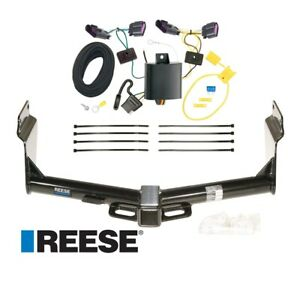 Reese Trailer Tow Hitch For 14 20 Dodge Durango W Wiring Harness Kit