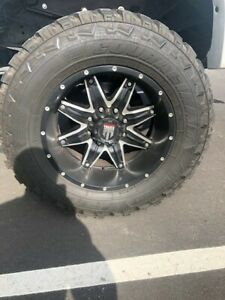 37x12 50r20 Federal Couragia Tires