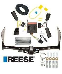 Reese Trailer Tow Hitch For 13 16 Ford Escape W Wiring Harness Kit