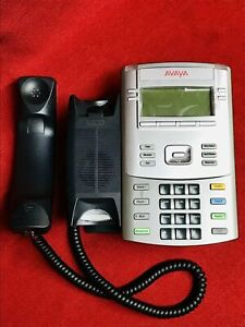Lot Of 10 avaya 1120e Ip Business Office Ip Phones Ntys03 With Handset