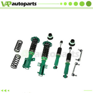 For 2005 2014 Ford Mustang Coilover Shocks Struts Suspension Kits Adj Height