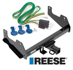 Reese Trailer Tow Hitch For 15 20 Ford F 150 W Wiring Harness Kit