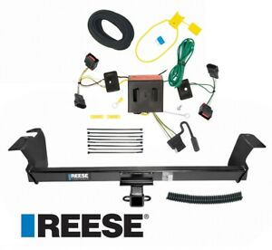 Reese Trailer Hitch For 08 10 Dodge Grand Caravan Chrysler Town Country Wiring