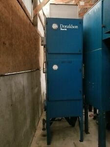 Donaldson Torit Wso25 1 Oil Mist Collector 1250 Cfm Used