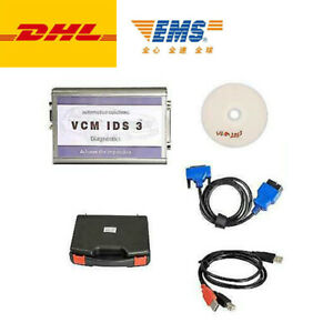 Vcm Ids 3 V108 Obd2 Car Auto Diagnostic Automotive Scanner Tool For Ford Mazda