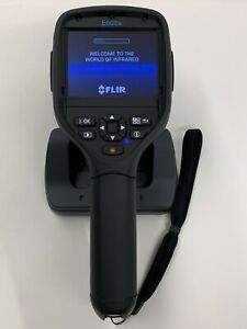 Flir E60bx Compact Inspection Thermal Imaging Camera W 3 Batteries