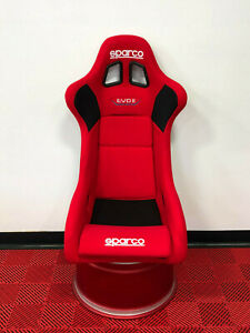 Limited Edition Sparco Competition Evo Ii Qrt Racing Seat Red