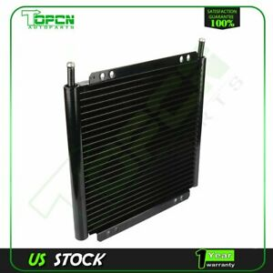 679 Automatic Transmission Oil Cooler Ford dodge ram cadilla Black