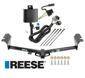 Reese Trailer Tow Hitch For 15 19 Kia Sedona W Wiring Harness Kit