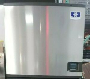 Manitowoc Iyf0900n 261 Commercial 830 Lbs Ice Maker Only No Bin