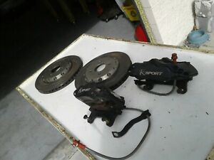 Nissan Sentra B13 Big Brake Kit Se R Front Brakes By Ksport 12in Rotors Jgy