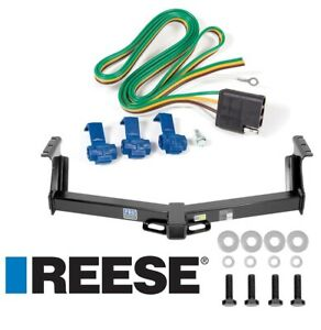 Reese Trailer Tow Hitch For 15 20 Chevy Colorado Gmc Canyon Wiring Harness Kit